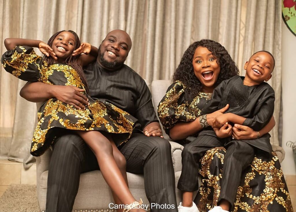 14 Issues To Know About Afro-Pop Singer, Omawumi Omawumi megbele and family 1024x735 1024x735