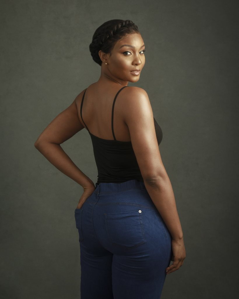Actress Osas Ighodaro Makes Comeback To Nollywood After Loss Of Mom With Unique Pictures Osas2021 d 2 819x1024