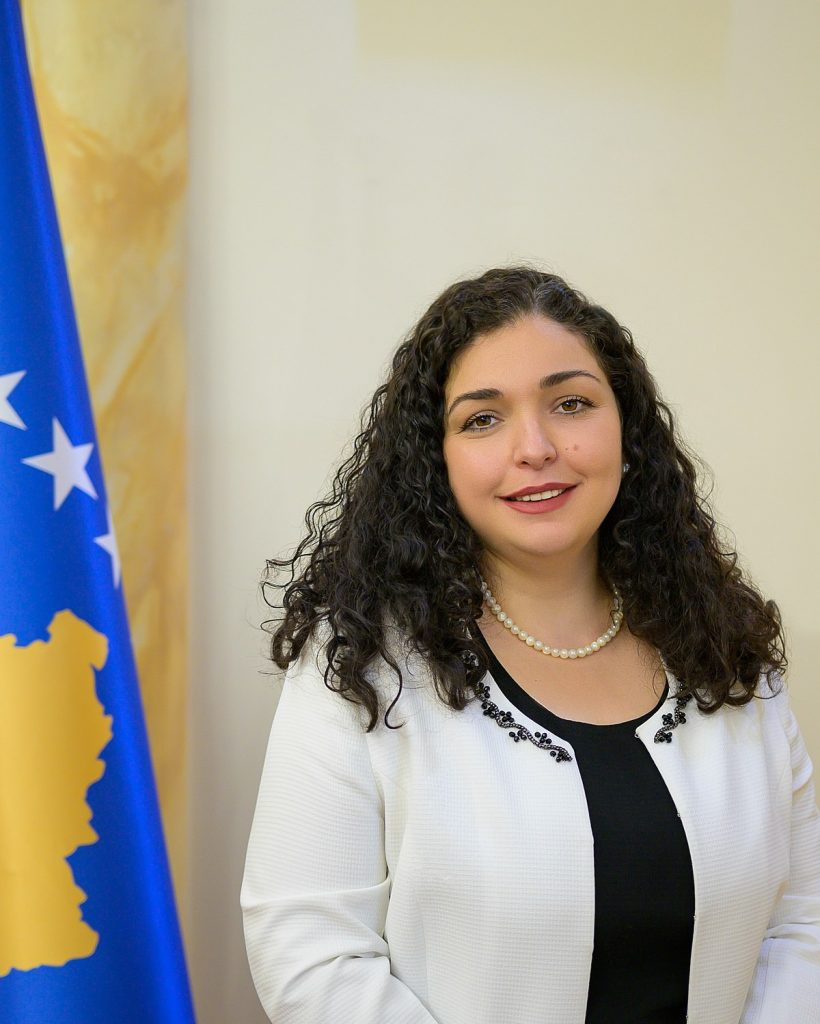 38-12 months-Outdated Vjosa Osmani Is Kosovo's New President +Right here Are 15 Information To Know About Her Vjosa Osmani Biography 820x1024