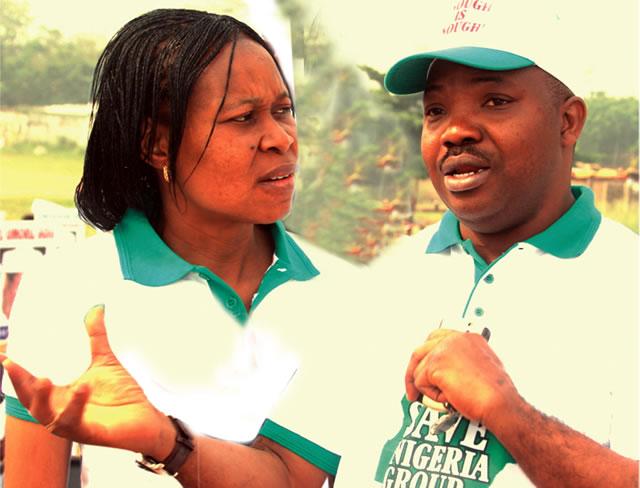 """Half Of Me Is Gone"" – Dr. Joe Okei-Odumakin Weeps, Confirms Demise Of Husband, Yinka Odumakin joe odumakin confirms death of husband"