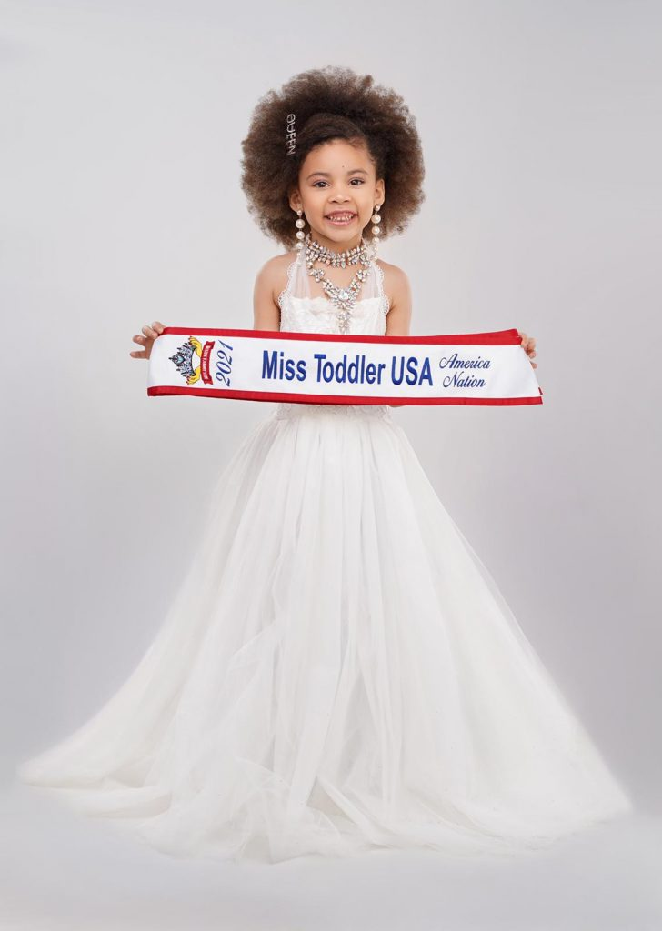 5-12 months-Nigerian-Mexican Woman, Kleopatra Vargas Wins Miss Toddler USA America Nation 2021 miss toddler usa 2021 2 728x1024