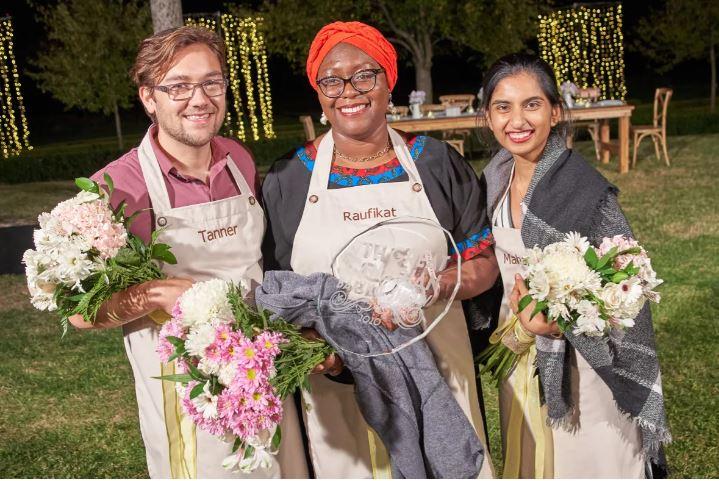 Nigerian Units Document As She Beats 9 Others To Emerge Winner Of Baking Present In Canada raufikat oyawoye winner great canadian baking show