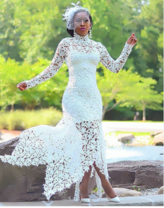 13 White Outfit Concepts To Encourage Your Court docket Marriage ceremony Look white court wedding outfit ideas 2 236x300